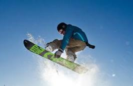 snowboard-sunlight